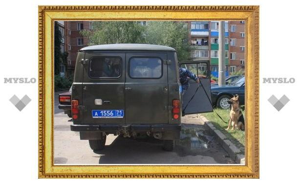 Взрыв в Щекине произошел из-за поджога