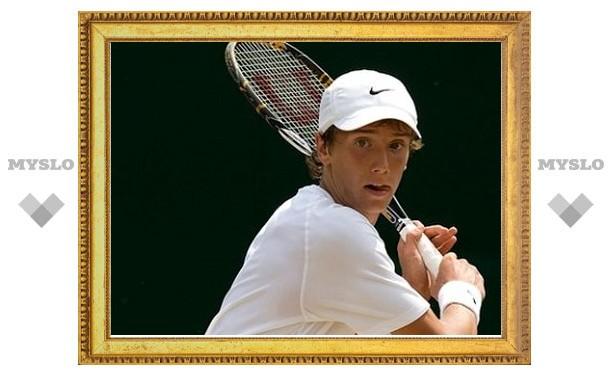 Тульский теннисист вошел в топ-лист