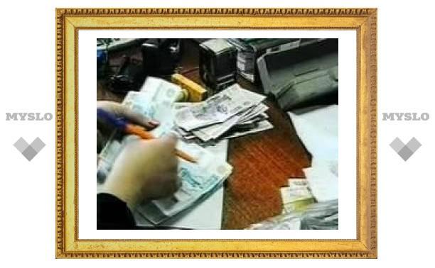 В Тульской области взяточника уволили с работы