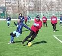 Тульский футбольный турнир «Снеговик» набирает обороты