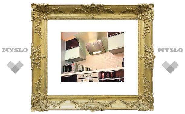 Кухонный глянец