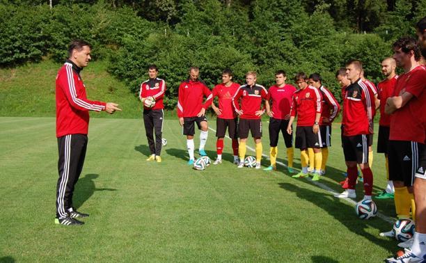 В Туле ожидается праздник футбола