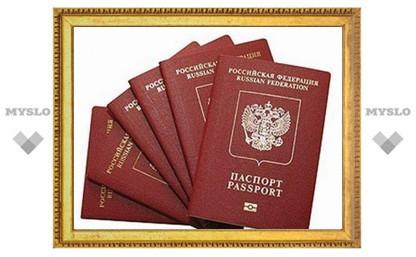 Въезд в Россию с 2015 года будет разрешен только по загранпаспортам