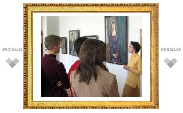 В Тульском музее новые экспонаты