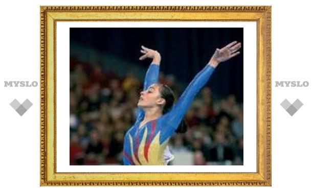 Тульская гимнастка подтвердила свой статус
