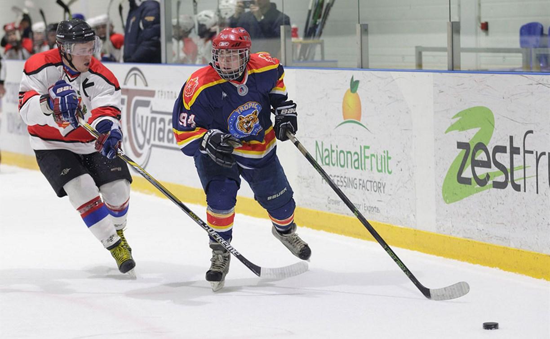 В Туле открылись Всероссийские соревнования по хоккею среди студентов