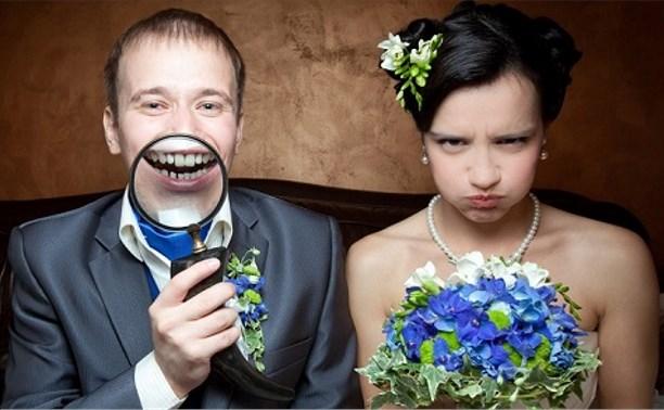 Загсам хотят разрешить останавливать свадьбу из-за поведения молодожёнов