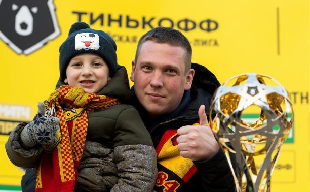 В Тулу привезут Кубок чемпионов России
