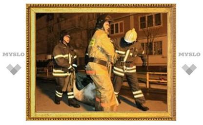 Тулячка чуть не спалила несколько квартир