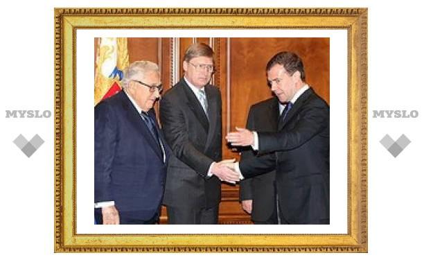 Бывший госсекретарь США тайно побывал в Москве