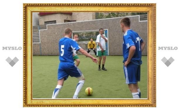 Тульские гаишники сыграют в футбол