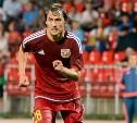 Владислав Рыжков вошёл в тройку лучших футболистов июля по версии болельщиков
