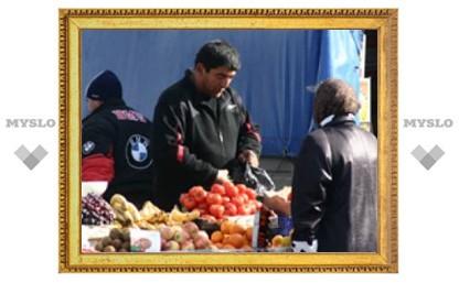 Чтобы остаться на рынках, иностранцы женятся на тулячках