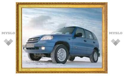 """""""GM-АвтоВАЗ"""" повышает цены на Chevrolet Niva"""