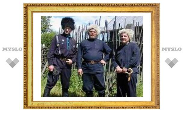 Тульские казаки собираются воевать в Осетии