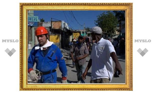 Чрезвычайное положение на Гаити продлено до конца января