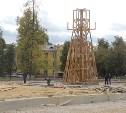 Как благоустраивают Кировский сквер в Туле: фоторепортаж