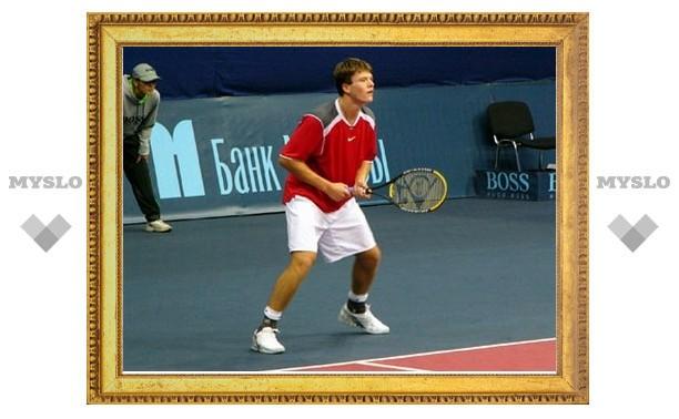 Тульского теннисиста хотели переманить в Казахстан