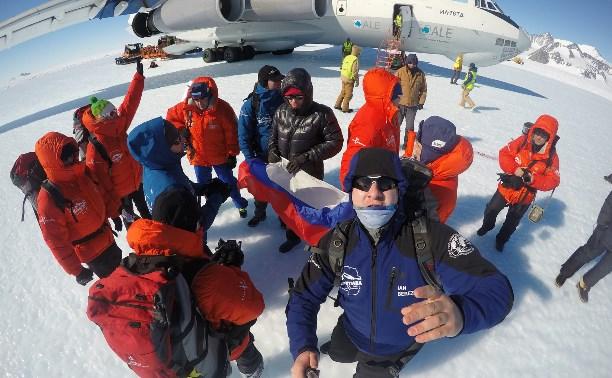 Российские предприниматели покоряют Антарктиду