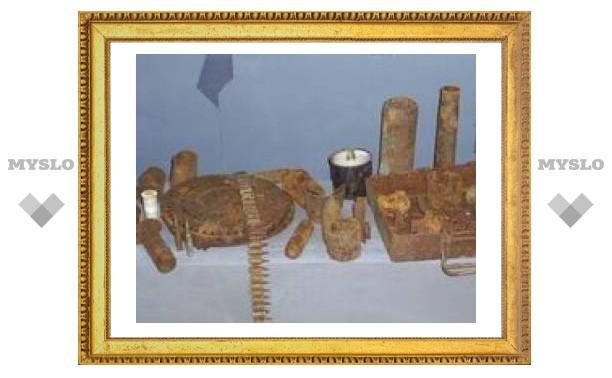 Тульские поисковики сделали подарок музею обороны