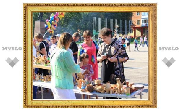 Жители Богородицка отметили День города