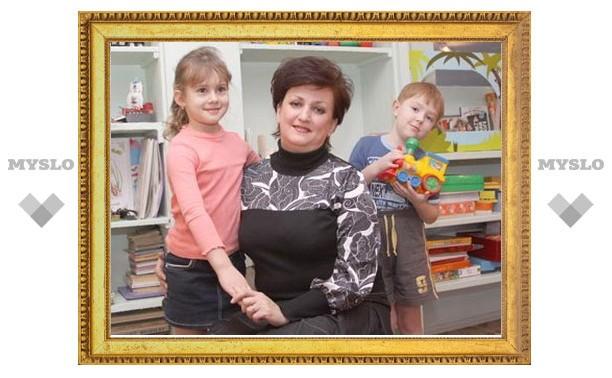 Жительница Новомосковска стала лучшим воспитателем России
