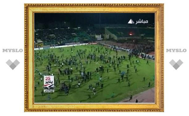 Тульские футбольные болельщики выражают соболезнования погибшим в массовой драке в Египте