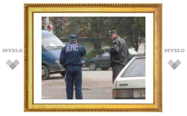 Вся тульская милиция дежурит на улицах города