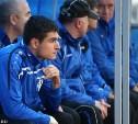 Артур Малоян не сыграет против «Арсенала»