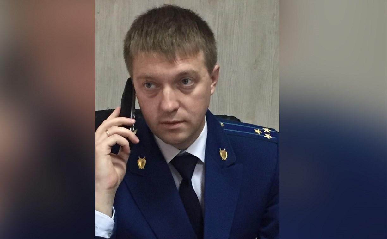 Прямая линия: задай вопрос прокурору Пролетарского района