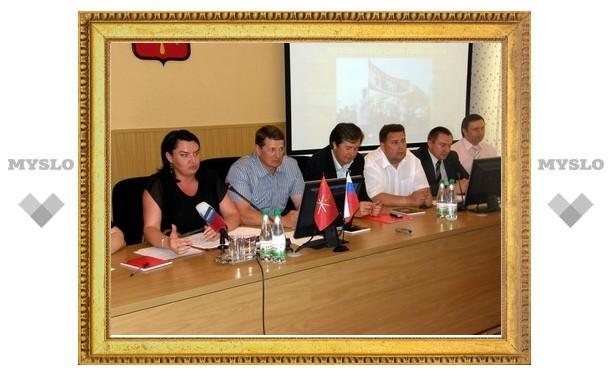 Тульских депутатов наградят «серебром»