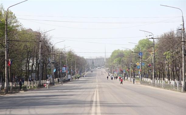 7 мая в Туле будет ограничено движение транспорта