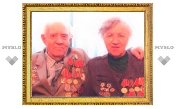 Тульские супруги отметят 65-ю годовщину свадьбы