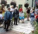 Фестиваль «Среднерусская возвышенность» поддержал социальный проект помощи инвалидам