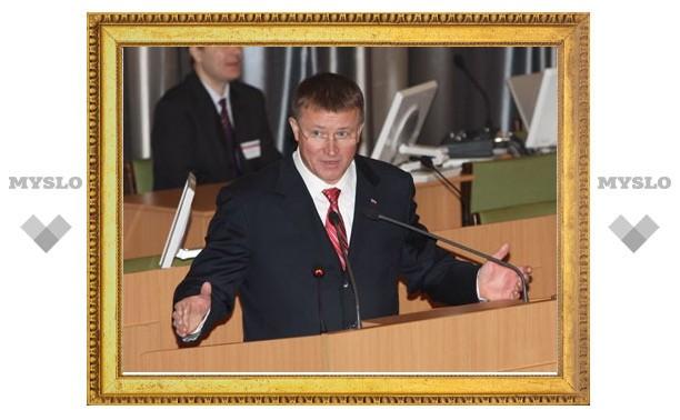 Алиби Вячеслава Дудки обнаружили в протоколе Госсовета