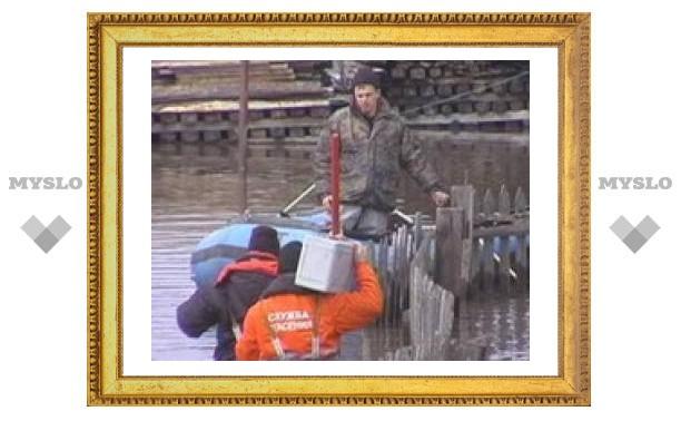 Тульская область не готова к паводку