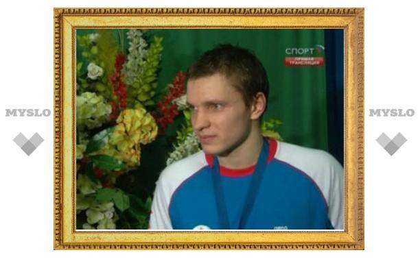 Российский пловец стал призером чемпионата Европы
