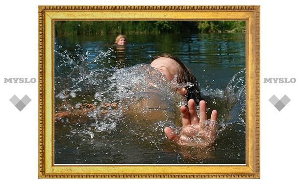 Под Тулой утонуло три человека