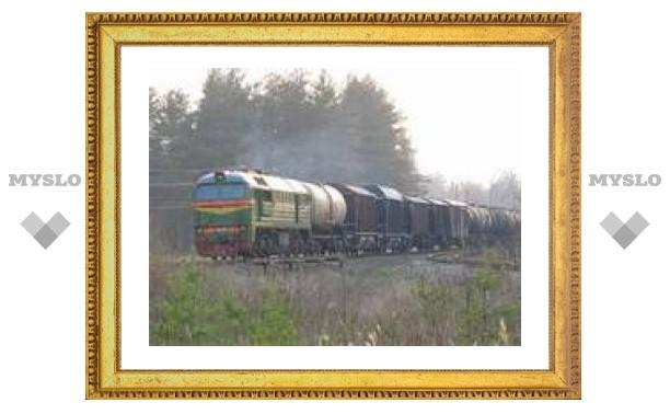 В Свердловской области с рельсов сошли 36 вагонов поезда