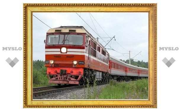 В конце августа и начале сентября изменится маршрут пригородных поездов в Тульской области