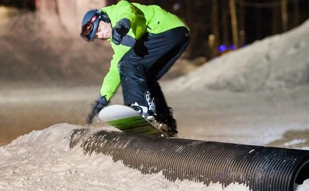 14 февраля в Форино пройдет тусовка сноубордистов-экстремалов