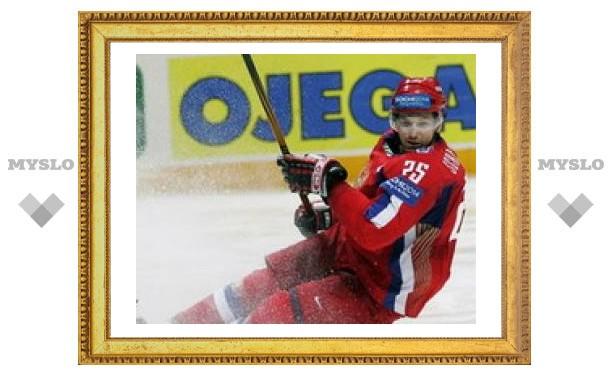 Быков исключил четырех хоккеистов из сборной
