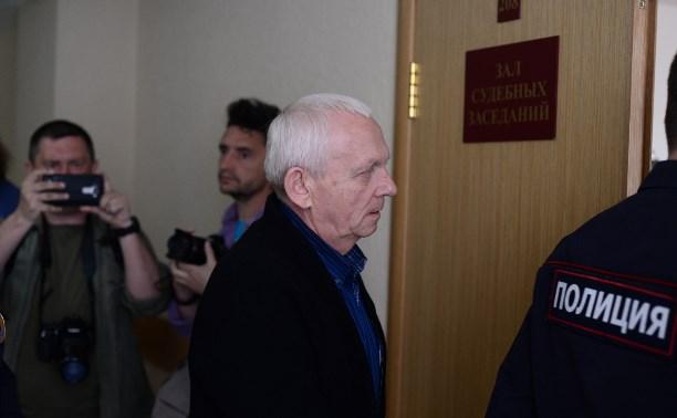 В Центральном суде снова приступили к оглашению приговора Александру Прокопуку