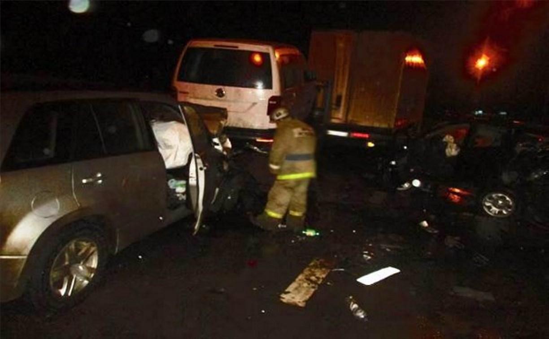 В тройном ДТП на трассе «Дон» погиб мужчина