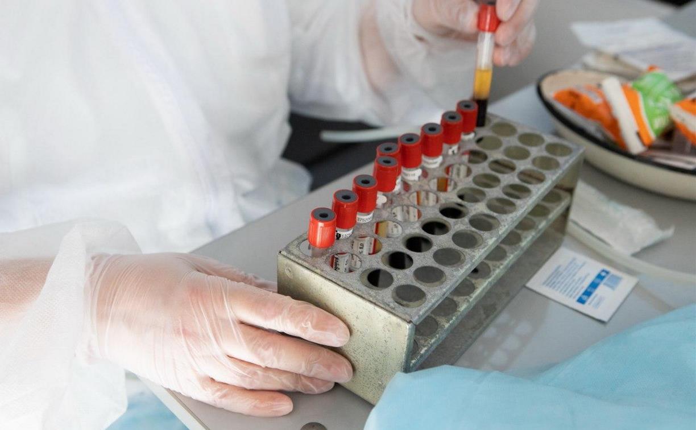 Тульских призывников перед отправкой в войска тестируют на коронавирус