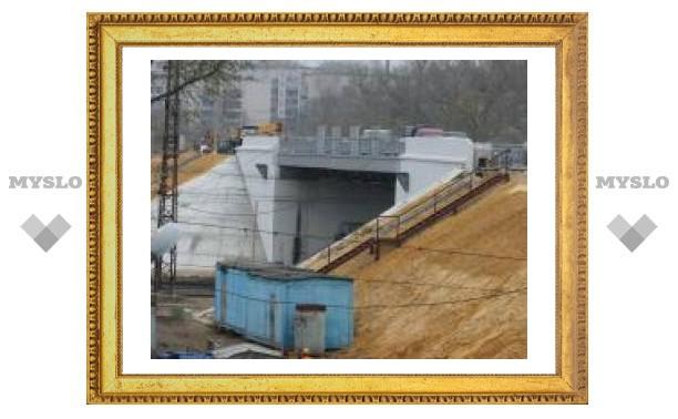 Одоевский мост обещают открыть в конце ноября