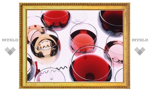 Иностранное вино не попадет в январе на российские прилавки