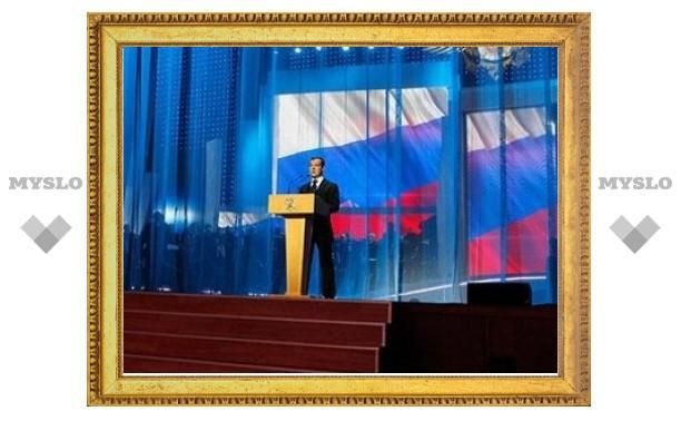 Медведев объявил об успехе реформы МВД