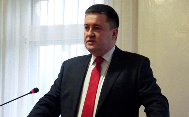 Главой администрации города Донской стал Максим Семиохин