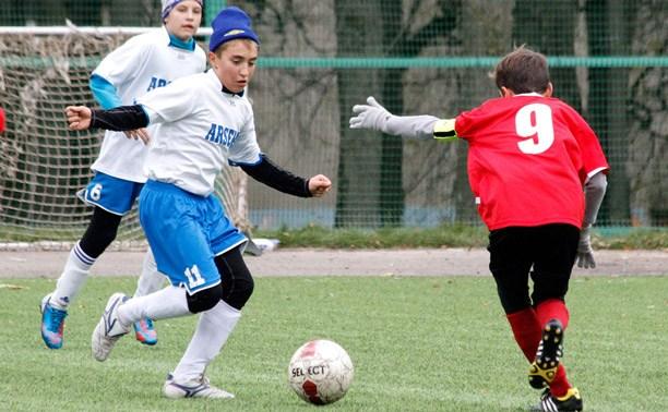 Прошли очередные матчи Кубка губернатора Тульской области по футболу